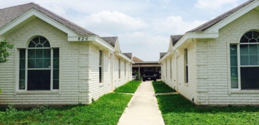 820 Cross Lane Edinburg, TX 78541