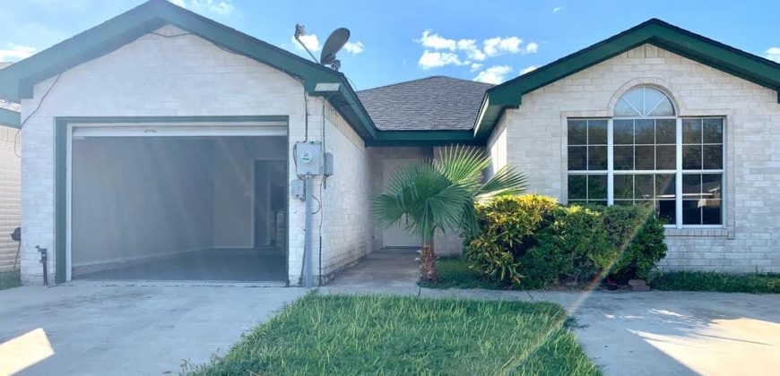 1923 LEMON TREE EDINBURG, TEXAS 78539